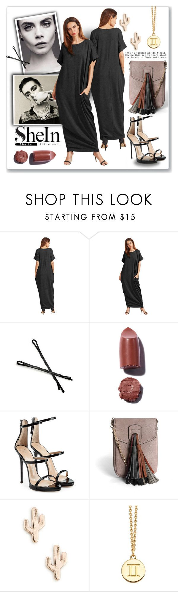 """Gemini"" by grizmosis ❤ liked on Polyvore featuring Giuseppe Zanotti, Melie Bianco, Sole Society and Astley Clarke"
