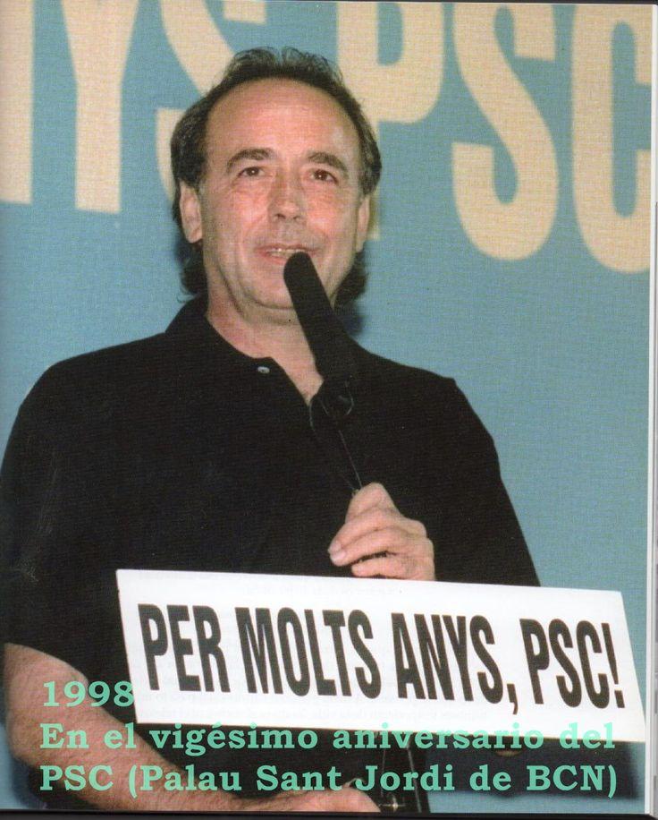 20e. aniversari del PSC