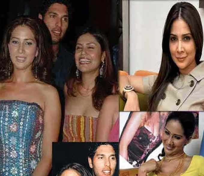 Born as Kim Michelle Sharma in Maharashtra Kim Sharma's career in Bollywood started with Yash Raj Films (YRF) never took off. Latest Breaking News ,English News paper,English News,Daily News,News In English,Daily News In English,Indian News In English,India news In English,News from India In English,Online News In english.   read more at : http://daily.bhaskar.com/national/