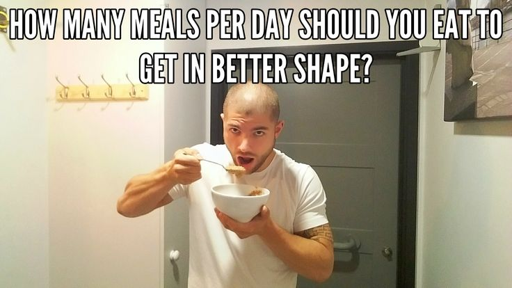 """Something I get asked a lot by clients is; """"Does it matter how many meals per day I eat if I want to lose fat?"""" Here'swhat you need to know about meal frequency and fat loss. Hope it helps… Questions?..."""