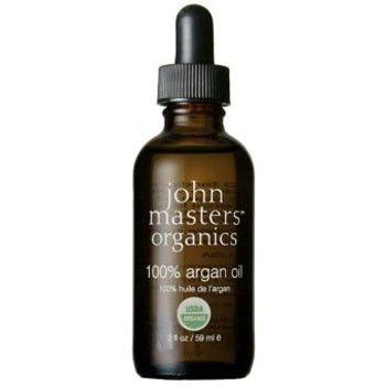 Argan olien fra John Masters er markedets eneste USDA økologisk certificeret arganolie. Olien bruges til både hår og hud. Olien er til gavn for både hår og hud. Den hjælper til at bevare fugten, forbedre elasticitet og blødgør hår og hud, og tilføjer samtidig strålende glans Desuden er olien også fremragende til at tæmme kruset hår og reparere spaltede spidser.
