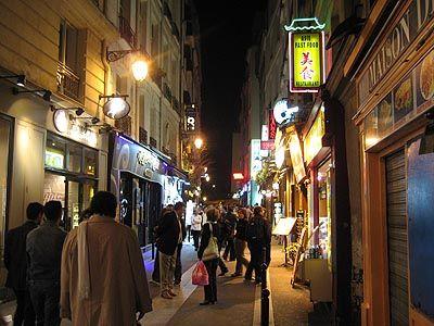 The 5th Arondissement, Paris
