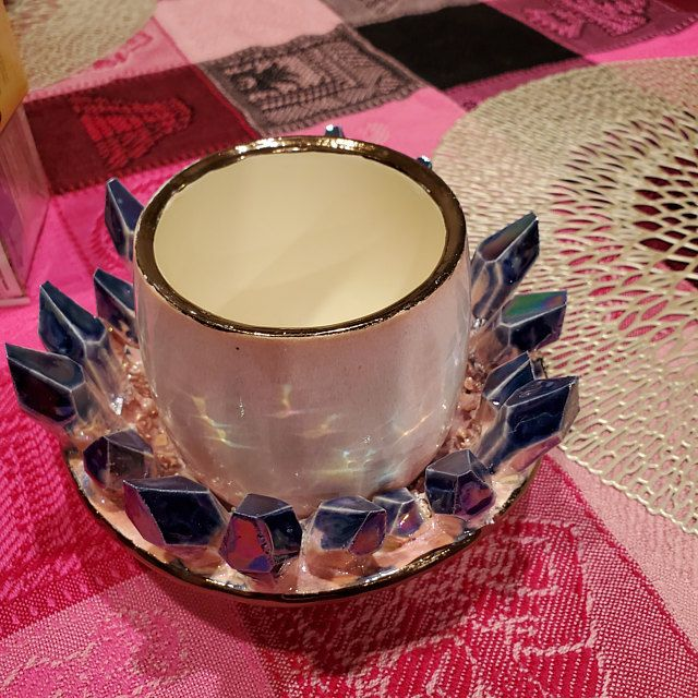 Design Your Own Cup And Saucer Cup Saucer Resin Table Tea Cups
