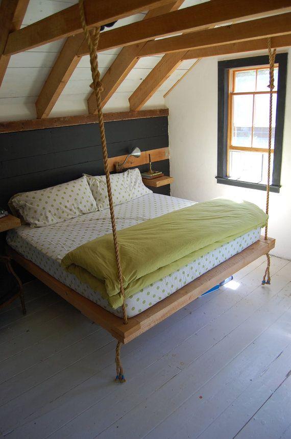 17 best ideas about cool bed frames on pinterest raised bed frame diy bed frame and pallet platform bed