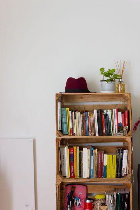 Cajones- estantes-biblioteca...