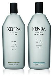 Kenra Professional Volumizing Shampoo and Conditioner, 33.8 Ounce -   - http://www.beautyvariation.com/beauty/hair-care/shampoo-conditioner-sets/kenra-professional-volumizing-shampoo-and-conditioner-338-ounce-com/
