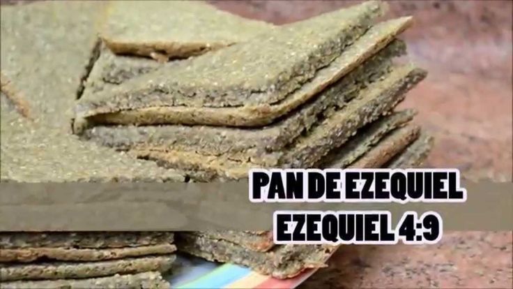 Pan de Ezequiel