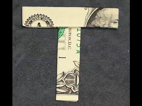 Best Money Folding Images On   It Hurts Dollar