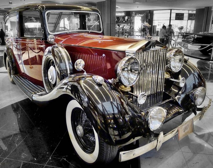 1939 Rolls Royce Formally Owned By King Farouk 1 Of Egypt