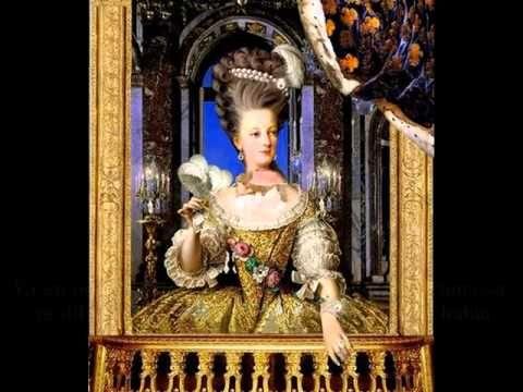 Biografia: Maria Antonieta de Austria