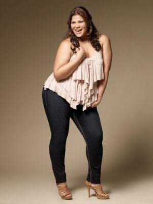Trendy Plus Size Fashions For Women » Plus Size