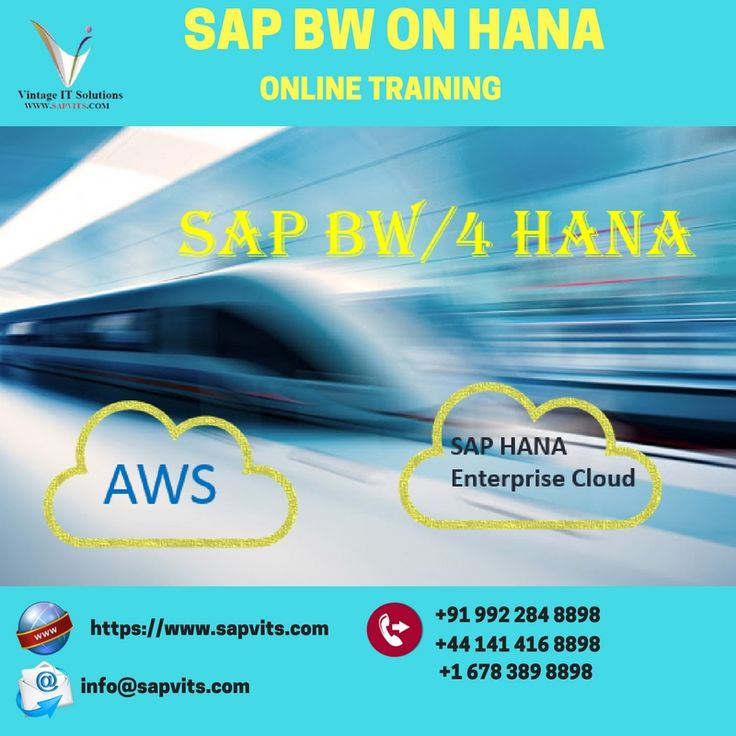 61 best sap online training courses images on pinterest sap bw hana online training malvernweather Gallery