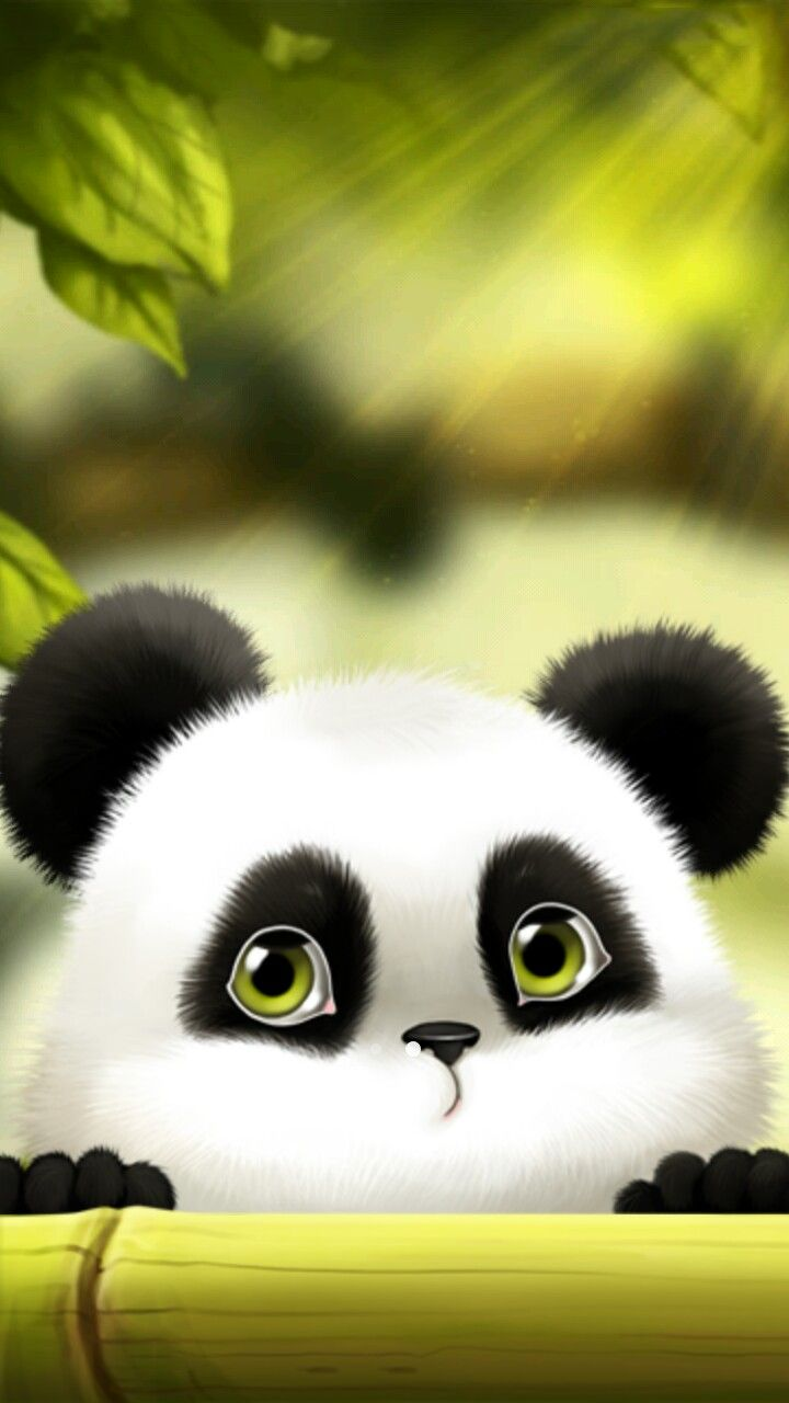 Pin By Joy Withers On Cute Taneous Cute Panda Wallpaper Panda Bears Wallpaper Cartoon Panda