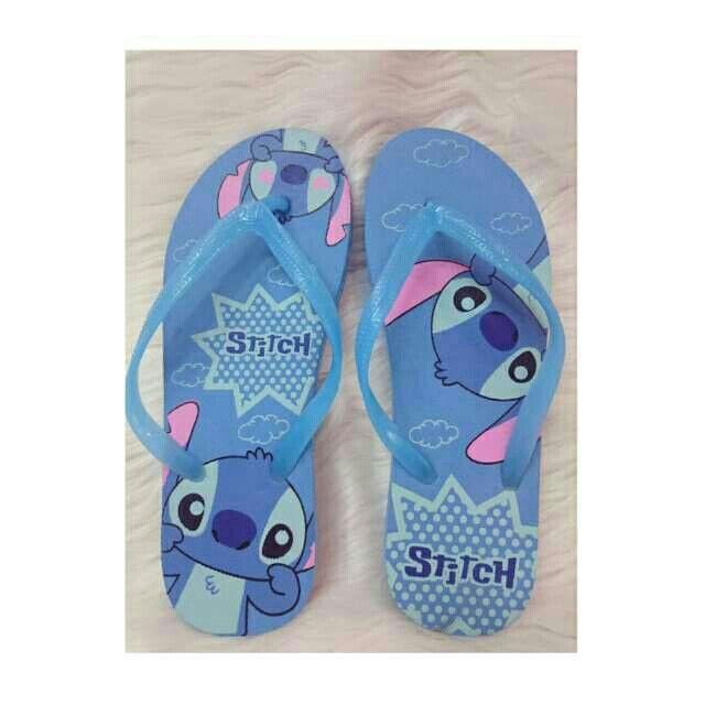Sandal stitch