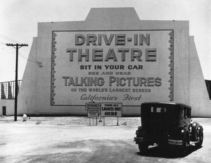 17 best images about drive in theaters from the 50s on