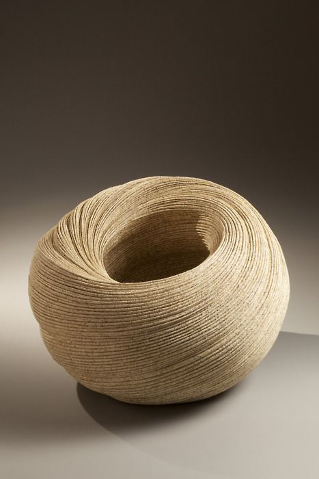 stoneware with sandCeramics Pottery, Stoneware Ceramics, Art, Ceramique, Sakiyama Takayuki, Baskets, The Waves, Sands Sculpture, Delectable Decadent