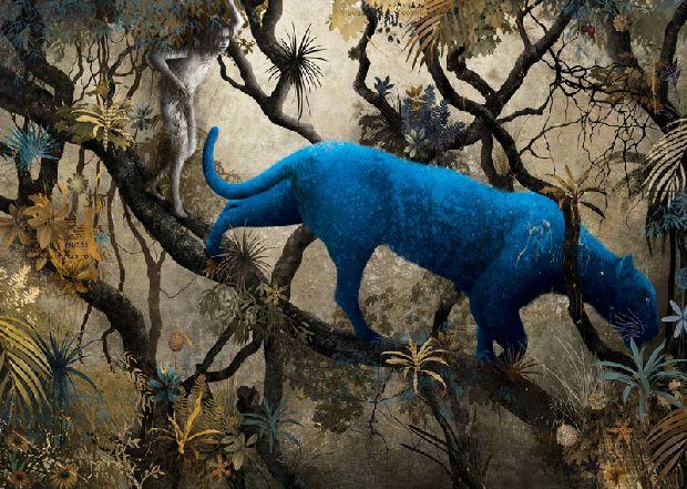 "Gabriel Pacheco ilustra ""El libro de la Selva"" de Kiplig"