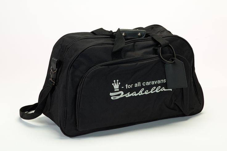 Isabella Sport tas; Stevige Sport tas inclusief schouderband.  #kamperen #camping #voortent #opbergen #reizen #vakantie #sport #tas #travel #bag #fashion #mode #handig