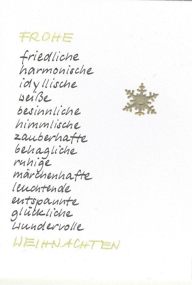 weihnachten karte schreiben weihnachtsgedichte weihnachten und weihnachtstexte