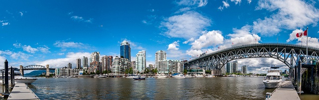 Granville Island Panorama by colink. ( Flickr) via @miss604
