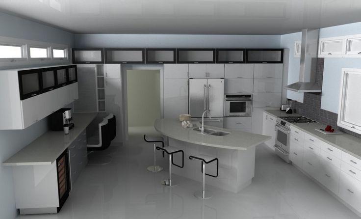 ultra modern kitchens Interior Photo The Ultra Modern White Ikea Kitchen Kitchen Tiles Design Ideas Small Kitchen Design Ideas Kitchen Kitchen Design Ideas For Long Narrow Kitchen. Kitchen Design Ideas Island Bench. Small Kitchen Design Ideas. | pixelholdr.com