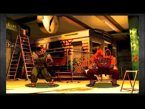 Street Fighter III 3rd Strike: Online Matches #19 (PS3) (1080p 60fps) - YouTube