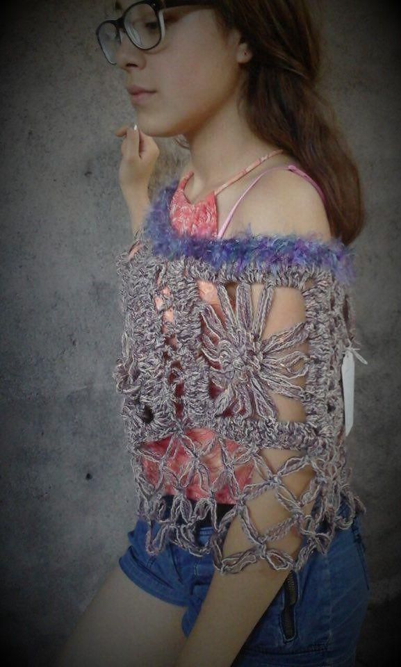 Hombritos Tejido a crochet