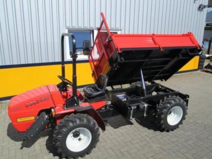 Traktor Trecker Bulldog Kleintraktor Allrad Ladefläche / Kipper in Nordrhein-Westfalen - Mettingen | Gebrauchte Agrarfahrzeuge kaufen | eBay Kleinanzeigen