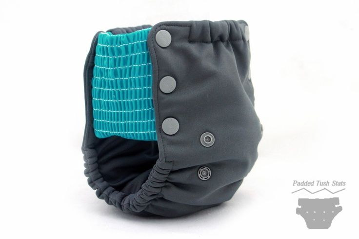 These training pants LOOK cool and have so many great features. Hemp insert for absorbency, pocket for you to add absorbency, flexible panels to pull up and down easily, snaps to take off easily. Check out the detailed review @paddedtushstats