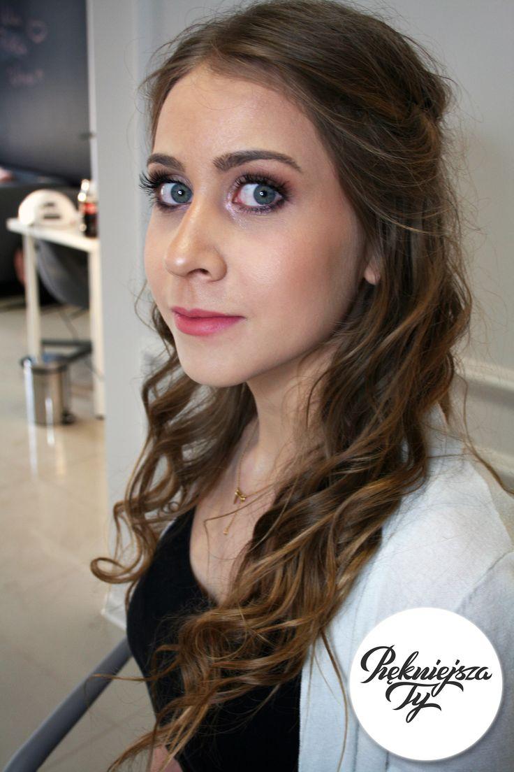 Makijaż studniówkowy, makeup #piekniejszaty