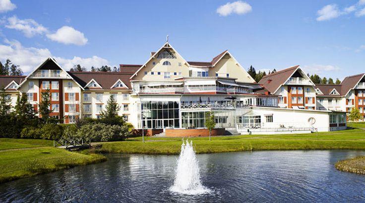 Selma Spa+ Sunne #spa #nature https://www.nordicchoicehotels.se/Nordic-Resort/Selma-Spa/