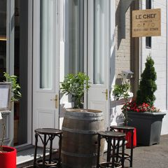 Le Chef - A modern French entrant is serving up some casual all-day fare in the city.