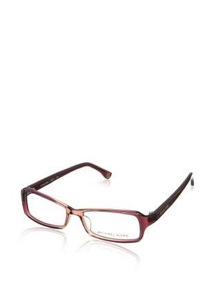 60% OFF Michael Kors Women's MK221 Eyeglasses, Berry