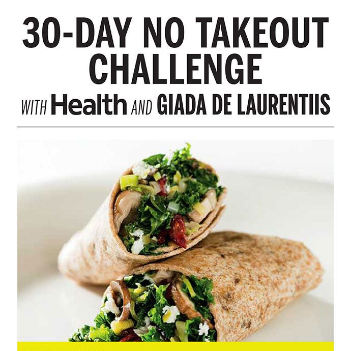 Eat clean (and save money!) with fourweeks of healthy, easy-to-make recipes fromHealth and Giada De Laurentiis