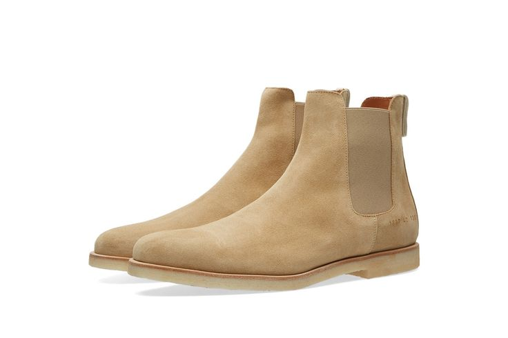 Luxe footwear powerhouse Common Projects has dropped a fresh batch of its banging Chelsea boots in a whole manner of colorways.