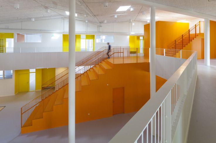 The Vibeeng School / Arkitema Architects