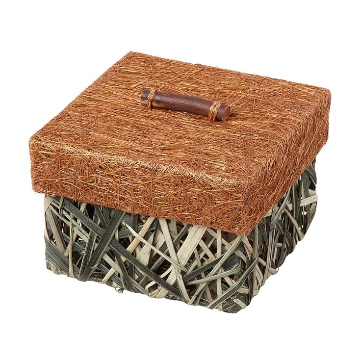 Island Grasses Storage Box #tenthousandvillages #fairtrade #gifts #ethical #shopping