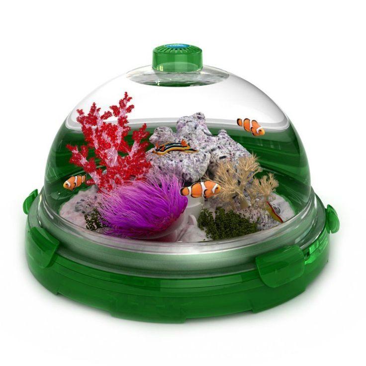 18 best fantastic fish tanks images on pinterest for Cat proof fish tank