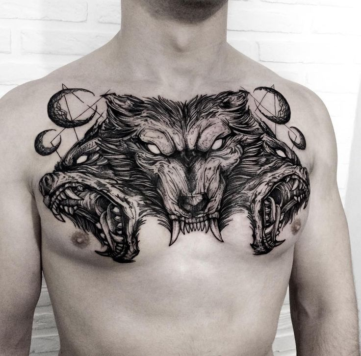 Top 144 Chest Tattoos For Men: 25+ Best Ideas About Chest Tattoo On Pinterest