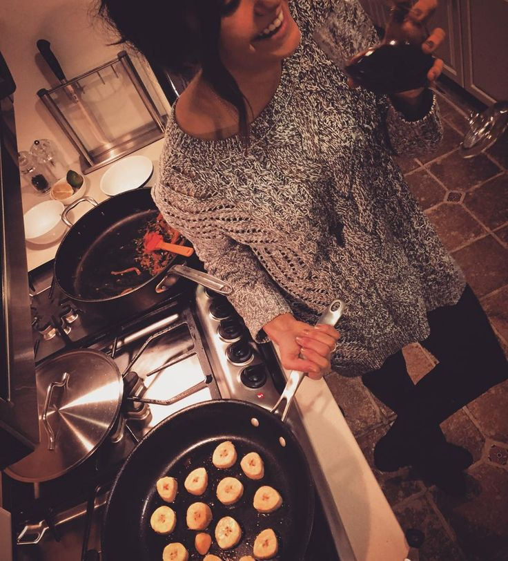 """""""Cooking. Working hard or hardly working? In life, no matter what you're doing...to do it right, it's gotta be a balance. ++="""""""