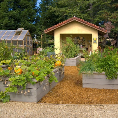 spaces raised vegetable garden design pictures remodel decor and ideas page 9