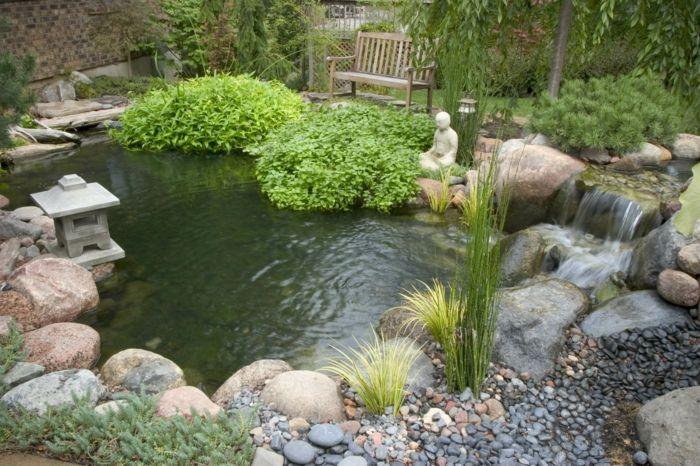577 best images about id es de jardin on pinterest for Lanterne jardin zen