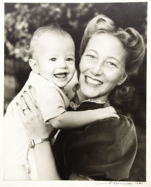 Peter Fonda &  Frances Ford Seymour (Peter's Mom)