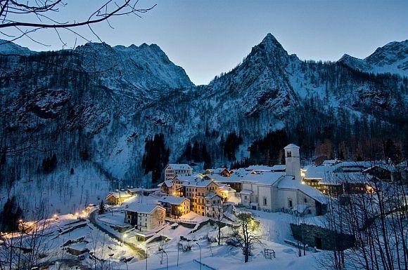 Alagna Valsesia, Italy