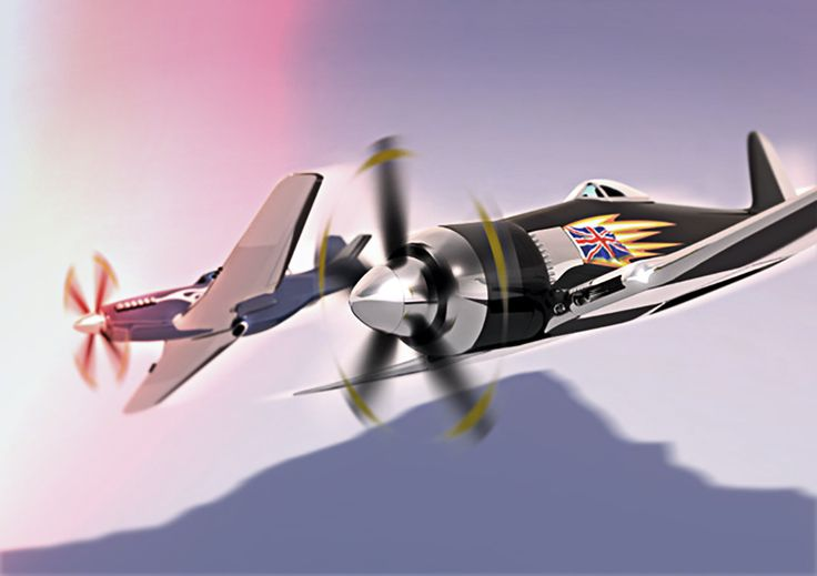 A tribute to Air racing