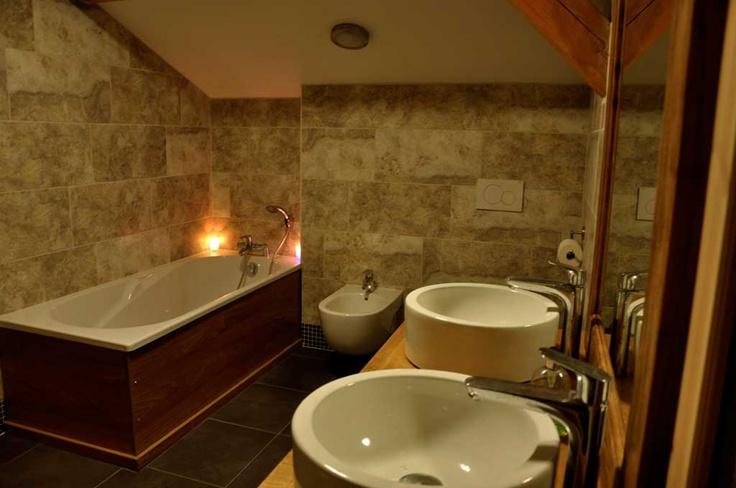 Master Bathroom |The Secret Chalet