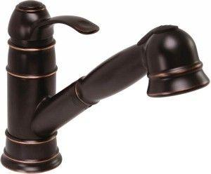 14 Amazing Oil Rubbed Bronze Kitchen Faucet Image Ideas