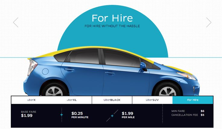 "Just a few months ago, it would have been hard to fathom a business partnership between Uber and Seattle's for-hire taxi companies.  Now, though, that's become reality. uberforhire3Uber on Friday began offering a new option for riders in Seattle called ""For Hire,"" a low-cost option with rates comparable to UberX, Uber's cheaper service that lets random people use their cars to transport passengers."