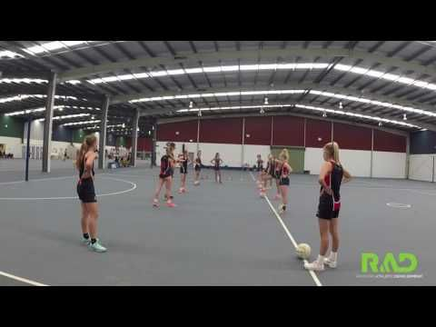 Netball Strength and Conditioning - RAD - YouTube
