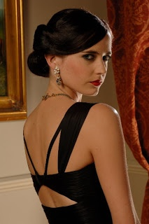 Eva Green as Vesper Lynd in Casino Royale. Not my favorite by a long shot.